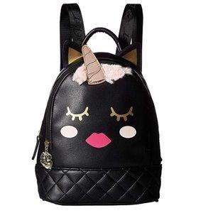 🛍SALE🛍 Luv Betsey® Jazzy Kitch Unicorn Backpack